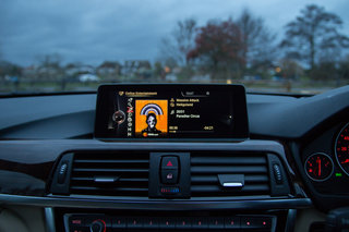 hands on rara music streaming in bmw 4 series coupé review image 5