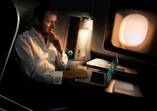 British Airways first in Europe to allow you to use your electronics during takeoff and landing