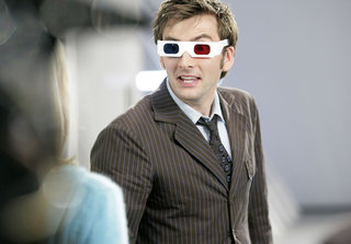 BBC to ditch 3D after Doctor Who special