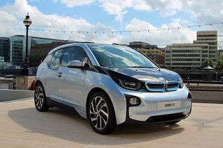 BMW i3 pictures and hands-on: The premium electric megacity car