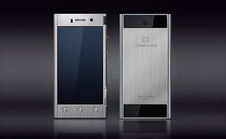 Gresso Radical luxury smartphone puts Android in solid titanium, yours for just $2,000