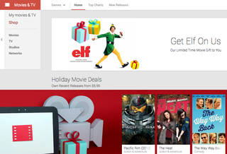 need a little christmas spirit elf movie is now free on us google play image 2