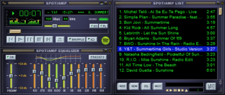 As Winamp closes, Spotify releases Spotiamp to pay homage