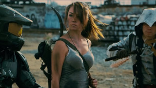 Mario takes on Lara Croft, Master Chief and AC III's Connor in fantastic fan film, only one survives