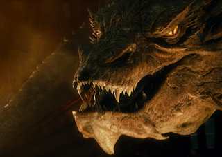 The new Hobbit movie saw Weta Digital make Smaug larger than a 747 in one scene yet use GoPros in another