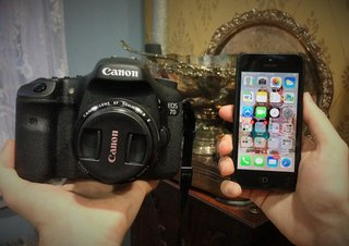 Only Canon, Nikon, and Sony can fend off smartphone camera takeover, says report