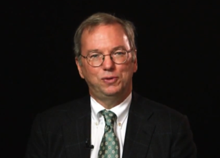 Google chairman Eric Schmidt regrets not making Google go social sooner