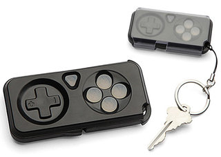 The iMpulse gaming controller for your mobile that fits on your keyring
