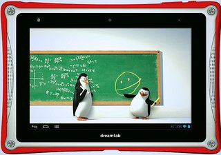 DreamWorks 8-inch Android Dreamtab to launch this spring with original content updates