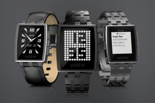 Pebble goes premium: Pebble Steel available from 29 Jan for $249