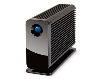 Lacie bumps up the speed with Thunderbolt 2 drive, also unveils 1TB drive for iOS devices