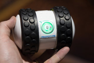 Sphero 2B pictures and hands-on: Two-wheeled Bluetooth gadget that can go 10mph