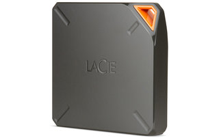 Want to expand your iPad or iPhone storage to 1TB? LaCie Fuel portable wireless storage will help