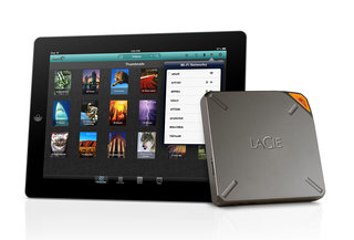 want to expand your ipad or iphone storage to 1tb lacie fuel portable wireless storage will help image 2