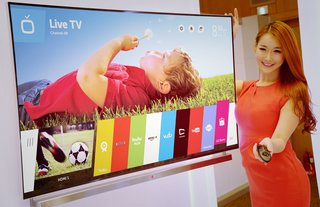 LG's webOS interface for Smart TVs is now official, featuring BeanBird animated helper and more
