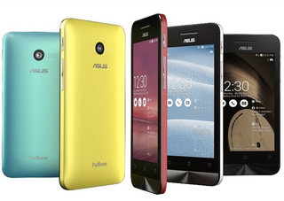 Asus ZenFone 4, 5 and 6 line-up announced starting at £60