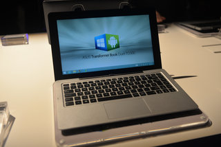 Asus Transformer Book Duet TD300 pictures and hands-on