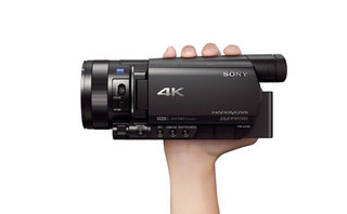 Sony announces 4K camcorder for the home, priced at only $2,000