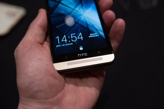 the one you can buy htc one gold pictures and hands on image 7
