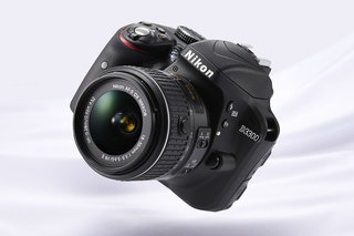 Nikon D3300 entry-level DSLR focuses on portability with retractable kit lens