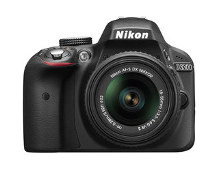 nikon d3300 entry level dslr focuses on portability with retractable kit lens image 2