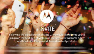 Motorola 14 January event invite suggests new phone from Moto X family imminent, maybe even tablet