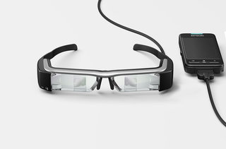Epson Moverio BT-200 AR smart specs take on Google Glass at its own game