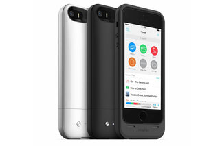 Mophie Space Pack expands your iPhone's storage as well as its battery life