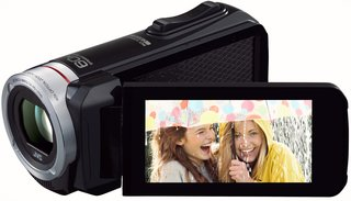JVC Everio camcorder series now offers four 'oops-proof' models