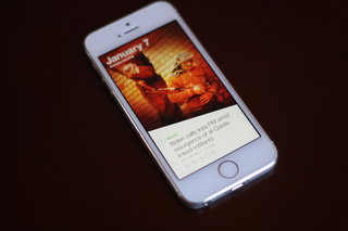Yahoo launches News Digest app for iPhone, delivers news twice a day