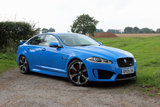 hands on jaguar xfr s first drive image 21