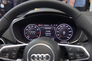 audi partners with nvidia to put virtual cockpit into new audi tt video  image 2