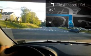 Google Glass to be made road legal in the UK?