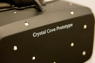 Hands-on: Oculus VR Crystal Cove prototype