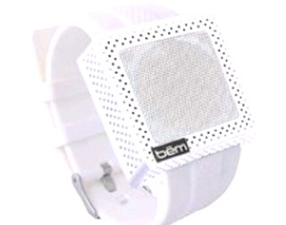 Bem Wireless Speaker Band is a Bluetooth speaker for your wrist