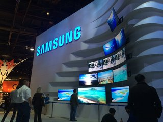 Samsung will ship 105-inch curved and 85-inch bendable 4K UHDTVs in latter 2014
