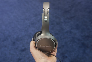 Hands-on: Audio Technica SonicFuel ATH-OX7AMP headphones include built-in amp to save smartphone battery