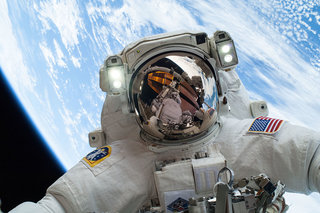 Channel 4 to broadcast live from International Space Station as part of its Space Season