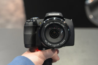 Hands-on: Fujifilm FinePix S1 review