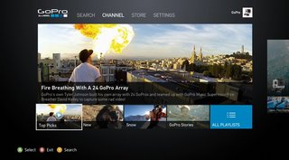 Microsoft, GoPro partner for action channel on Xbox 360 and Xbox One