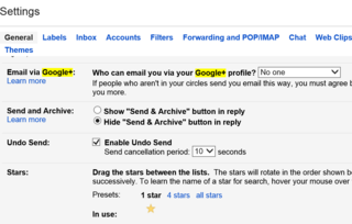 here s how to stop anyone on google from emailing your gmail account image 2