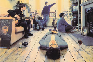 Oasis back catalogue finally released to Spotify, Rdio to mark 20th anniversary of Definitely Maybe