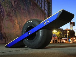 Onewheel skateboard is the self-propelled future of transport