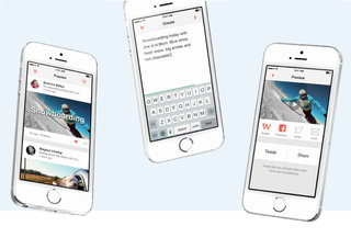 Apple and BBC former employees break away to create Wordeo video messaging app