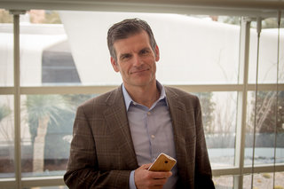 Interview: Motorola's CEO Dennis Woodside talks Moto X, tablets, wearables and what's next