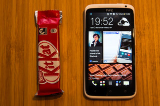 This is the closest the HTC One X will get to KitKat