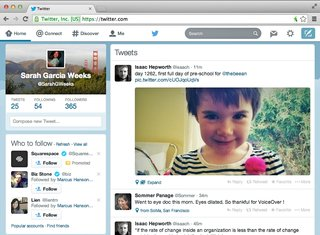 Twitter refreshes website with new look similar to mobile apps