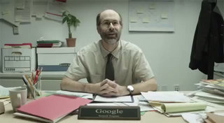 What if Google was a guy? College Humor suggests the answer (video)