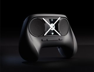 Valve ditching the touchscreen on its Steam Controller