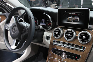 mercedes c class 2014 pictures and hands on image 18